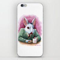 Count Fluffington, CPA iPhone & iPod Skin