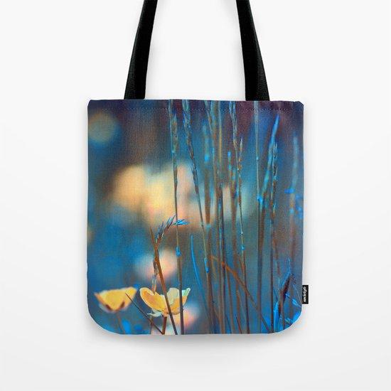 Blue dusk. Tote Bag