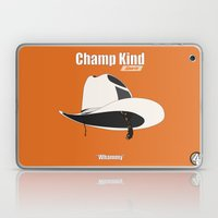 Champ Kind: Sports Laptop & iPad Skin