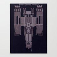 Weyland Industries: Nost… Canvas Print