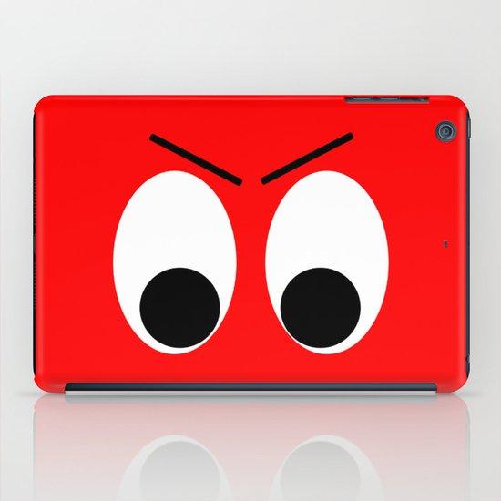 I is Mad iPad Case