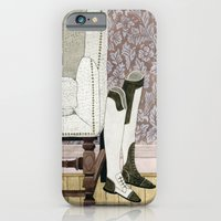 Equestrian Boots iPhone 6 Slim Case