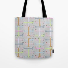 Going Dachs Tote Bag