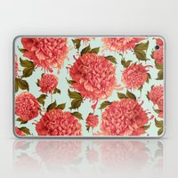 A Splash of Peony, A Dash of Color Laptop & iPad Skin