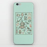 Cosmic Frontier  iPhone & iPod Skin