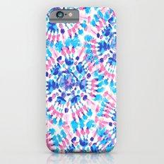 tie dye; iPhone 6 Slim Case