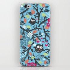 Owls. iPhone & iPod Skin