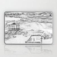 Star Island Sketch Laptop & iPad Skin