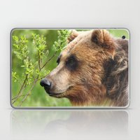 Smokey Sniffing The Bree… Laptop & iPad Skin