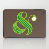 Et worm iPad Case