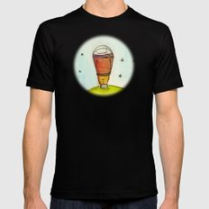 Chocho SMALL Black Mens Fitted Tee