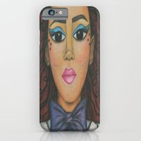 iPhone & iPod Case featuring Nubina by DBetty