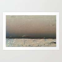 Arctic Landscape #7 Art Print