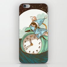 Sleep Fairy iPhone & iPod Skin