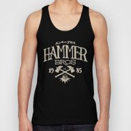 HAMMER BROTHERS Unisex Tank Top