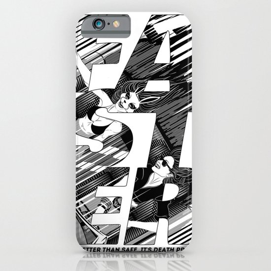 Faster II iPhone & iPod Case