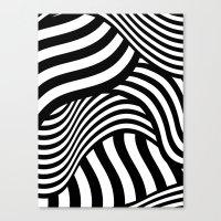 Razzle Dazzle II Canvas Print