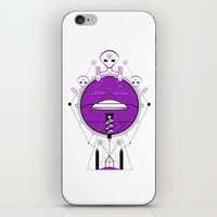 A Legend of Space iPhone & iPod Skin