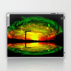 Night Eye Laptop & iPad Skin