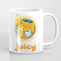 Juicy Orange Mug