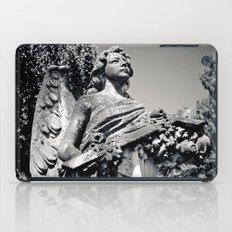 Angel and cross iPad Case