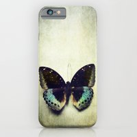 Vintage Butterfly 4 iPhone 6 Slim Case