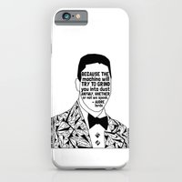 iPhone & iPod Case featuring Eric Garner - Black Lives Matter - Series - Black Voices by NOxLA