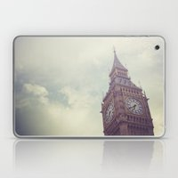 Gloomy Days of London Laptop & iPad Skin