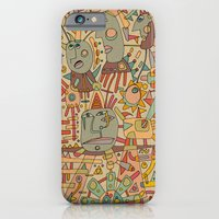 iPhone & iPod Case featuring - schematic - by Magdalla Del Fresto