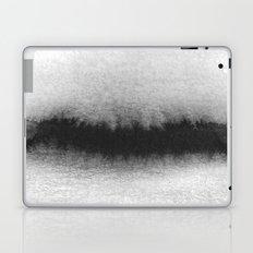 Black and White Horizon Laptop & iPad Skin