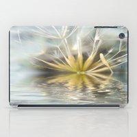 Dandelion fantasy iPad Case