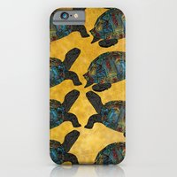 iPhone & iPod Case featuring Tortus by Ben Geiger