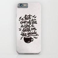 Hot Tea iPhone 6 Slim Case