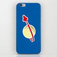 Space 1980 iPhone & iPod Skin