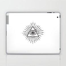 the seeing eye Laptop & iPad Skin