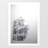 La Confiance Art Print