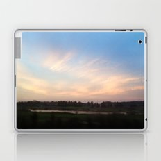 Sunset Drive By Laptop & iPad Skin
