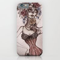 Lovely death iPhone 6 Slim Case