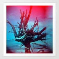 Weathered Lore II Art Print
