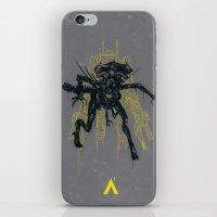 Aliens iPhone & iPod Skin