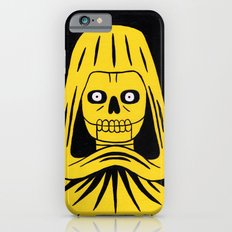 Yellow Death iPhone 6 Slim Case