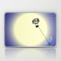 Catch the Moon Laptop & iPad Skin