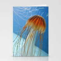 Jelly phone. Stationery Cards