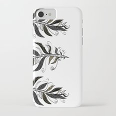 TRIBAL FEATHERS iPhone 7 Slim Case