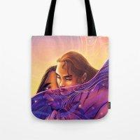 The Sun In My Sea Of Sta… Tote Bag