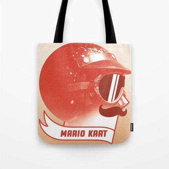 Mario Kart Tote Bag
