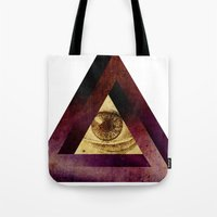 higheye Tote Bag