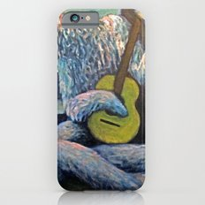 The Furry Guitarist iPhone 6s Slim Case