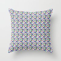 Cosmic Adventure Throw Pillow