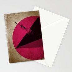 TETHRAEDON SUNSET Stationery Cards
